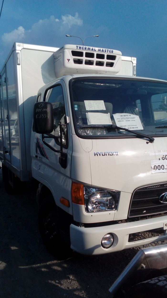 Bán Xe Tải Hyundai HD72 3.5 Tấn