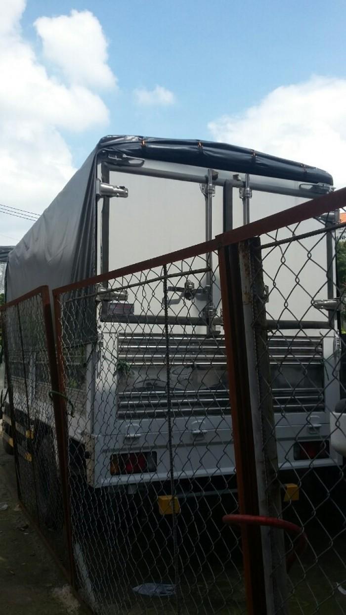 Khuyến mãi thuế trước bạ + 470 lít dầu xe tải Isuzu 2.2 tấn, hồ sơ có sẵn, trả góp lãi suất thấp
