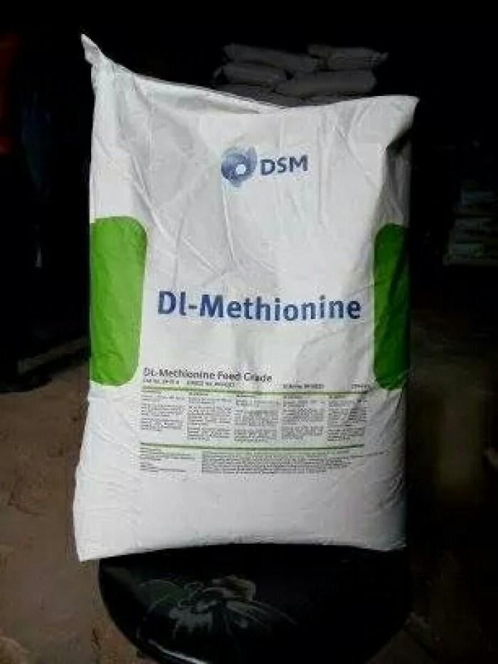 Bán: DL – Methionine, Methionine, Aicd Amin, Axit Methionine, C5H11NO2S, Bổ xung Acid Amin DL – Methionin