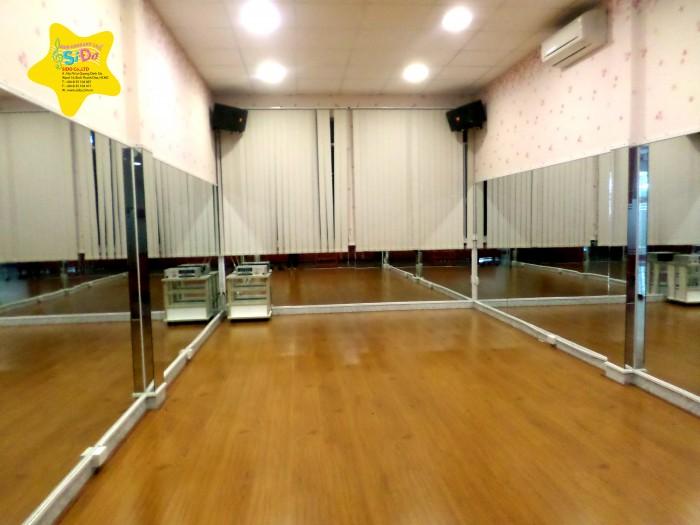 Cho thuê phòng tập nhảy, hội thảo, trainning Bình Thạnh giá rẻ