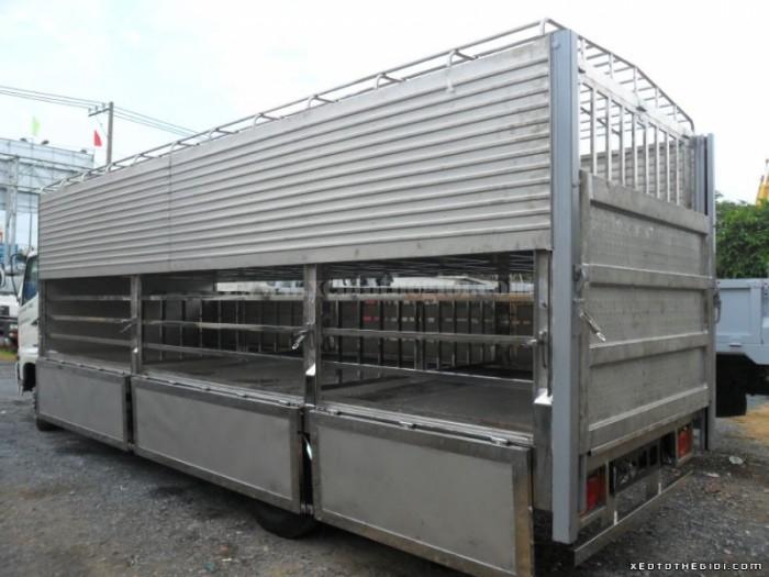 Ô Tô Đại Đô Thành – Chuyên cung cấp Hino chở heo , Hino FC, tải trọng 6 tấn 3