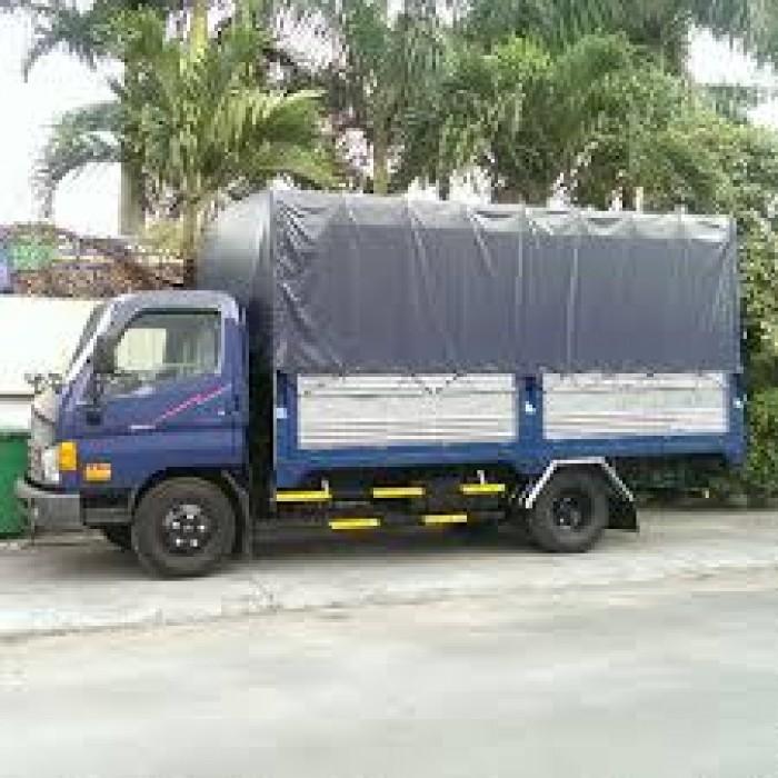 Bán xe tải hyundai hd65 hạ tải 1t9 chạy được trong thành phố