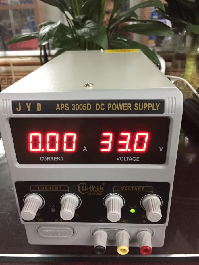 Cần bán Máy cấp nguồn jyd aps 3005d