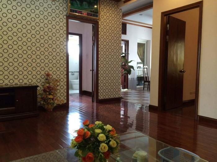 Chính chủ cho thuê gấp căn hộ chung cư CT1 Vimeco Nguyễn Chánh, S=145m2, giá 13.5tr/th