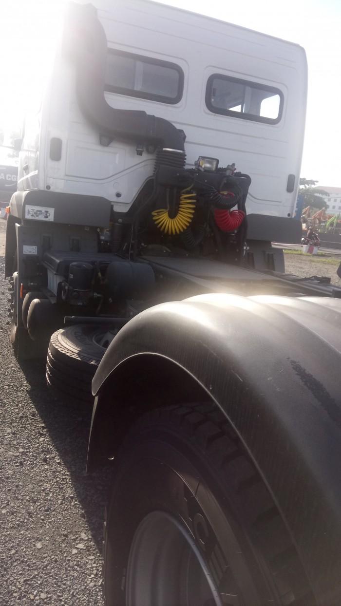 Đầu kéo fuso tractor fz40 nhập khẩu nguyên chiếc giá ưu đãi