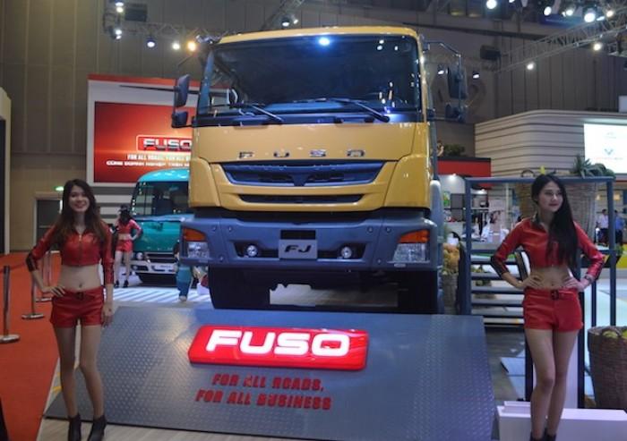 Bán xe tải fuso fighter fj24 tải 15 tấn nhập nguyên chiếc giá thành tốt liên hệ ngay