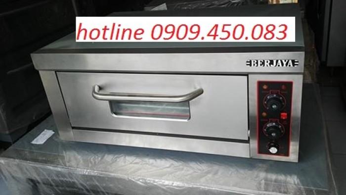Lò nướng điện 1 tầng 1 khay - Malaysia - E3KW