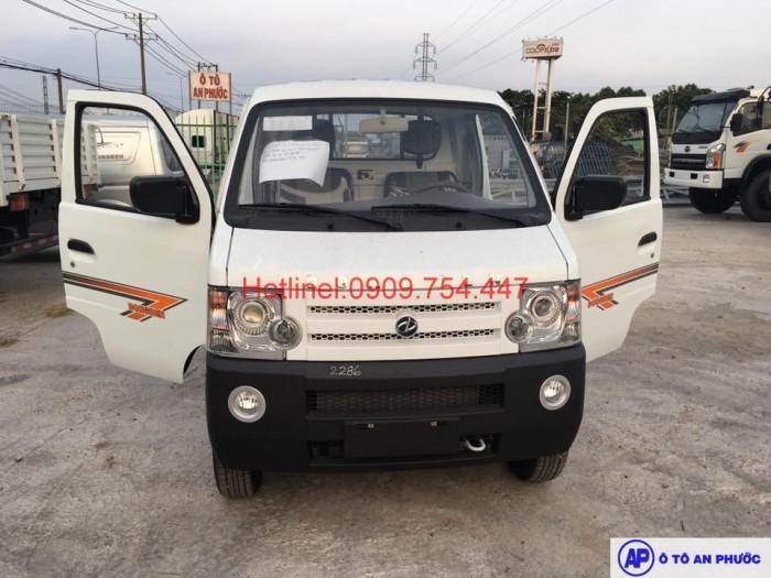 giá xe tải dongben 870kg