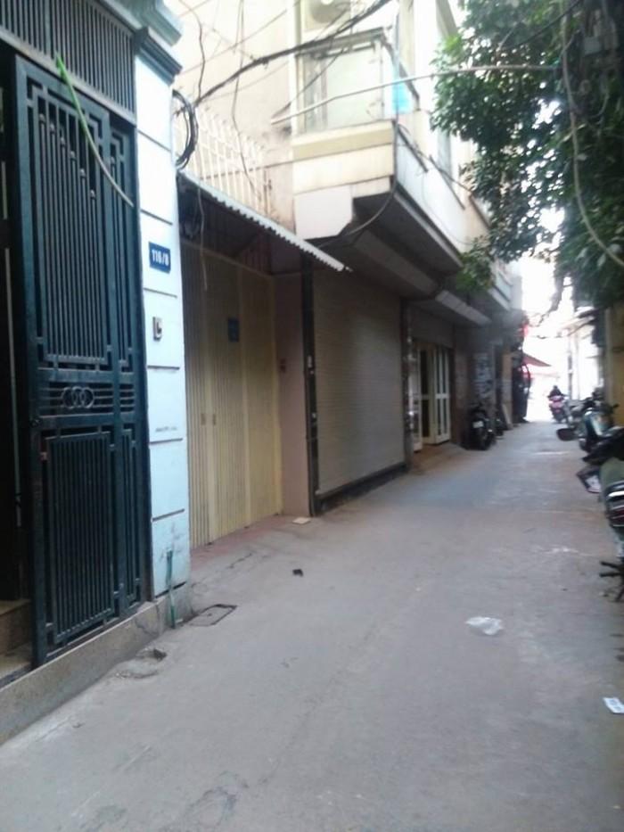 Bán nhà trong ngõ đường Nguyễn Trãi  45M-3T-MT4.7m- 3.8 tỷ