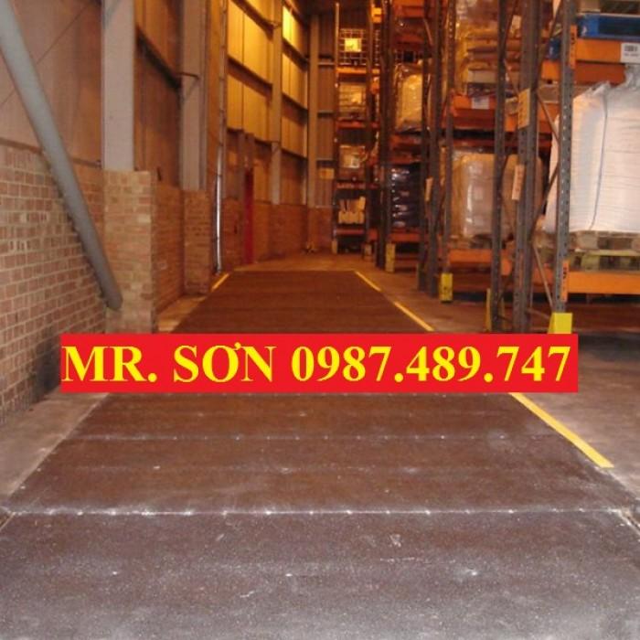 sàn lót chống thấm composite, thi công bọc hủ sàn chống thấm10