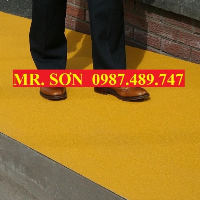 sàn lót đi bộ chống trơn trượt, sàn lót nhựa frp11