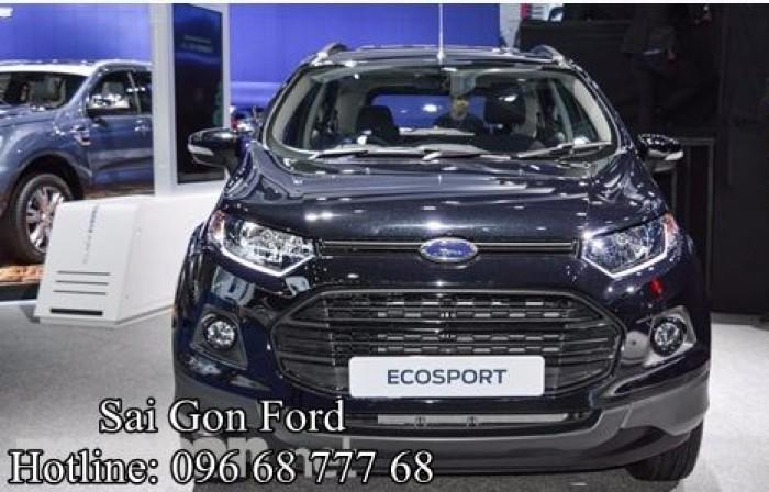 Ford Ecosport 1.5L Titanium, trả trước chỉ 150 triệu, giao xe ngay 2