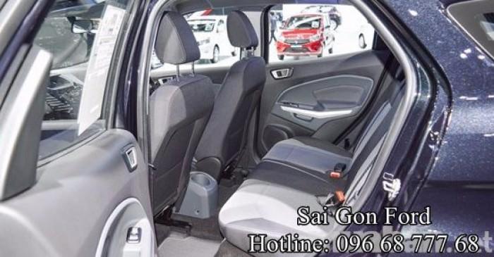 Ford Ecosport 1.5L Titanium, trả trước chỉ 150 triệu, giao xe ngay 4