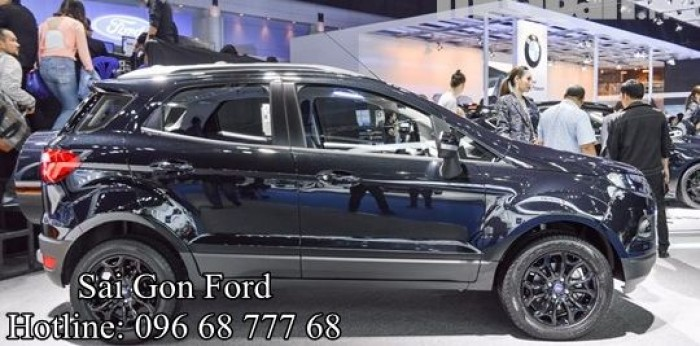 Ford Ecosport 1.5L Titanium, trả trước chỉ 150 triệu, giao xe ngay 5