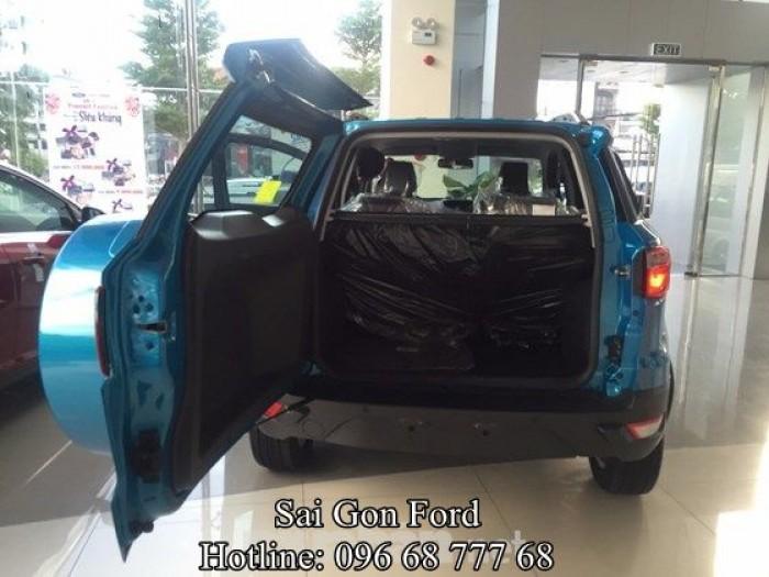 [2] Ford Ecosport 1.5L Titanium, bản tự động, đủ màu, giao xe ngay