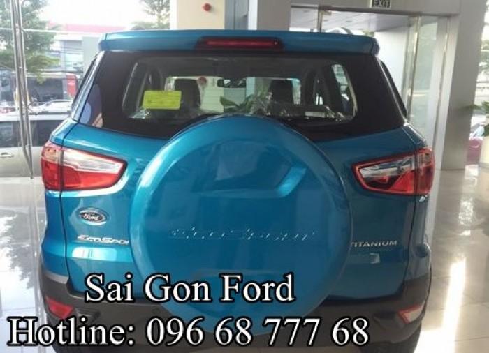 [3] Ford Ecosport 1.5L Titanium, bản tự động, đủ màu, giao xe ngay