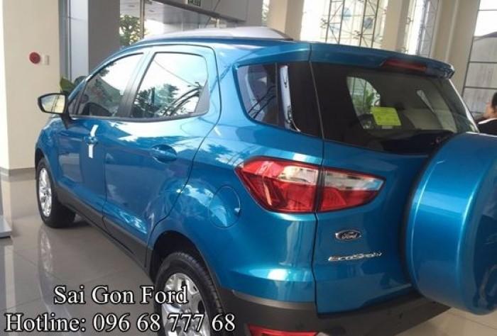 [4] Ford Ecosport 1.5L Titanium, bản tự động, đủ màu, giao xe ngay