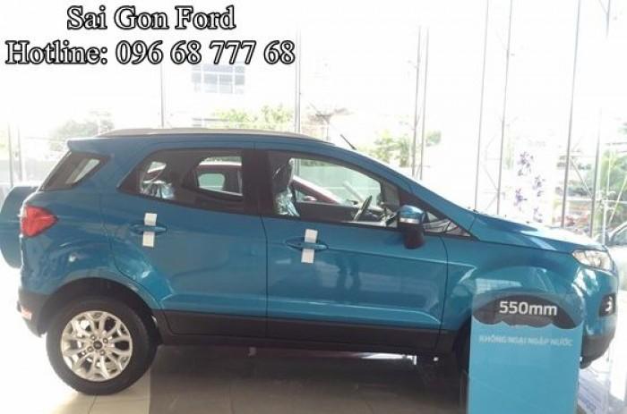 [7] Ford Ecosport 1.5L Titanium, bản tự động, đủ màu, giao xe ngay