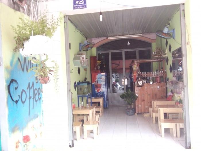 Sang quán cà phê 15tr mặt tiền thống nhất