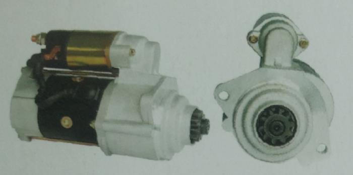 Motor khởi động diesel 6d16 6d17