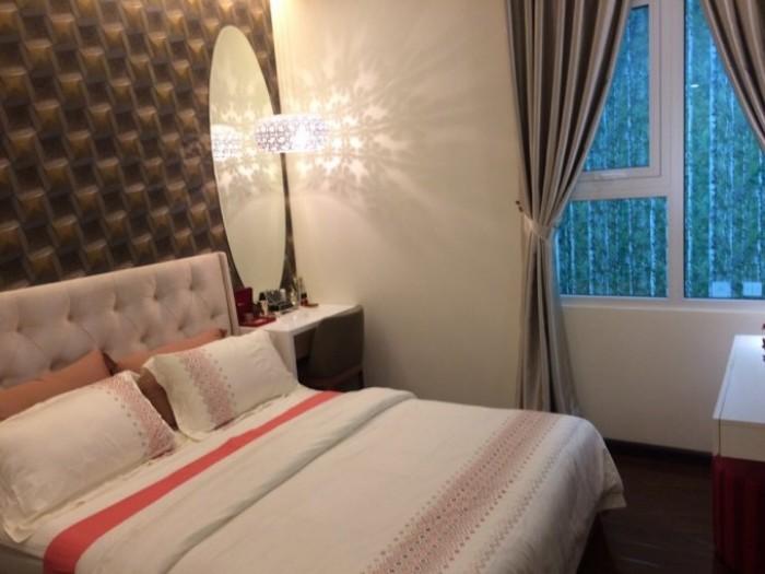 Cần bán gấp căn hộ chung cư An Phú (Block mới) đường Hậu Giang, Quận 6, DT 87m2, 2 phòng ngủ.