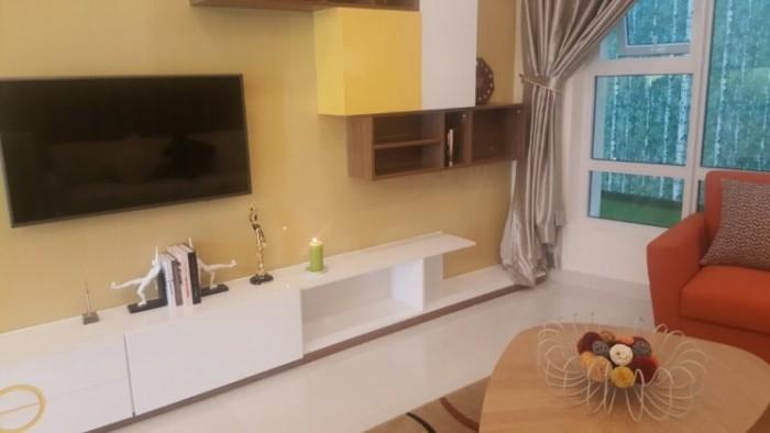 Cần tiền bán gấp căn 75,8m2 dự án Full House, view đường Số 7, 2 PN, ban công đẹp, T11 nhận nhà