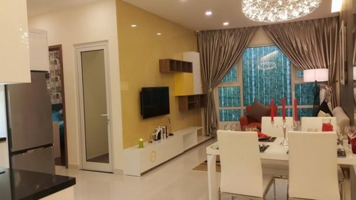 Cần bán căn hộ gần vòng xoay Phú Lâm, 61m2, 2PN Chỉ cần TT 30% nhận nhà hỗ trợ vay ngân hàng 20 năm