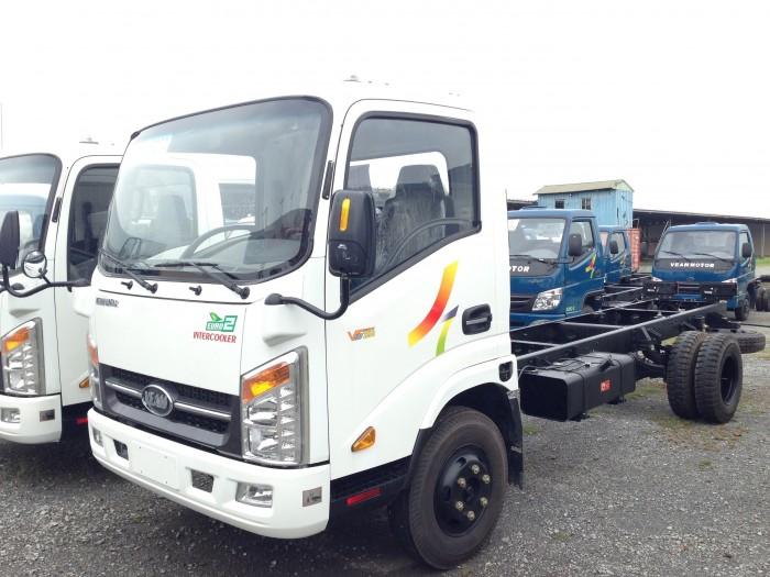 Xe tải nhẹ veam vt125 xe động cơ hyundai