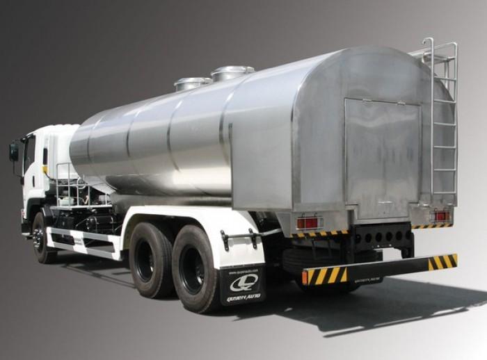 Đại lý Xe Isuzu bán xi téc 12 khối FVM34W ở Miền Nam, hỗ trợ vay lãi suất thấp, giao xe ngay