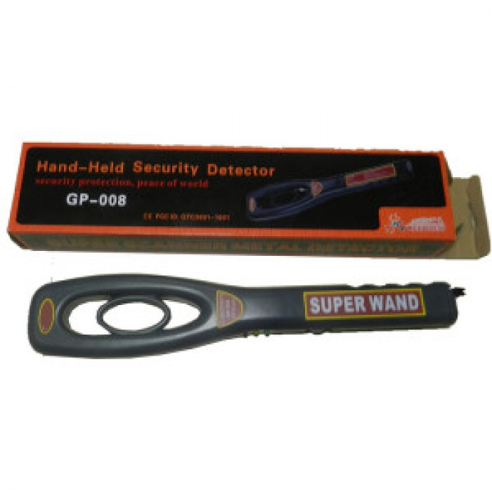 Máy dò kim loại Super Wand GP-008 giá rẻ