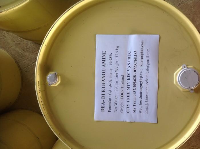 DEA- Di ethanol Amine 99% ( Thai Land-P 210 kg)