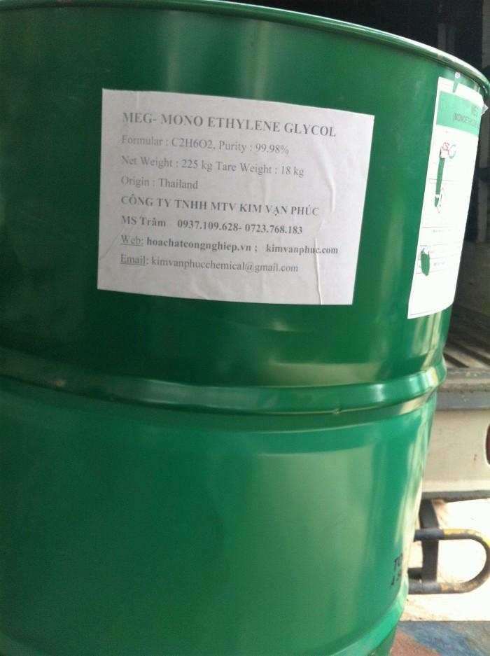 Bán MEG, Mono Ethylene Glycol, Chất tải lạnh, chất chống đông, MEG Thailand
