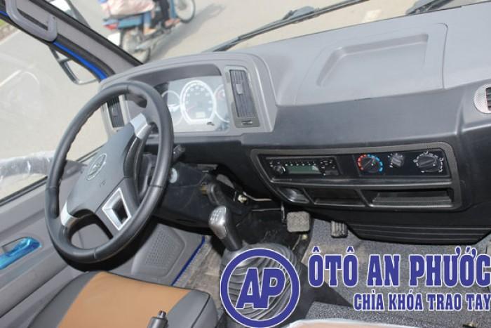 Xe Tải Cửu Long 2t4 | Xe Cửu Long Máy Hyundai Thùng 4m2