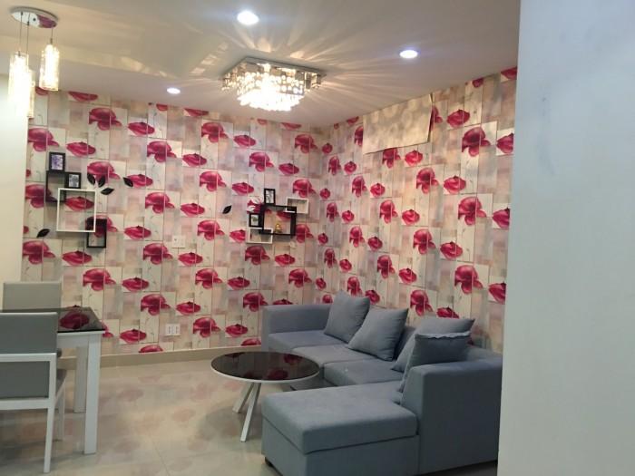 Bán căn hộ cao cấp Him Lam Riverside, Q.7, 80m2, 2PN, nhà đẹp
