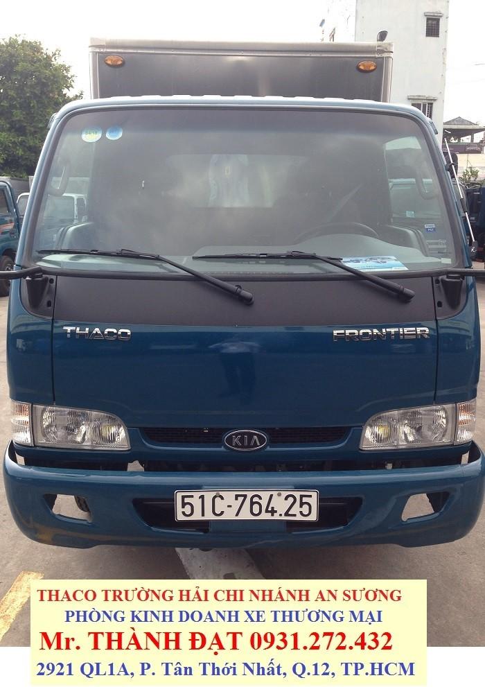 Bán xe tải THACO KIA 2.4 tấn
