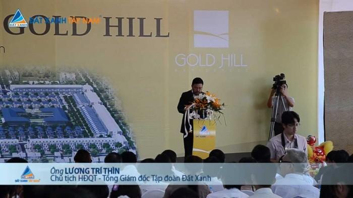 Bán 20 lô đất nền cuối cùng dự án goldhill đồng nai, giá chỉ từ 500 triệu/ nền