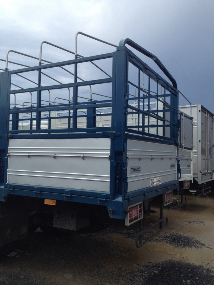 Xe tải Thaco Ollin 700B, Xe tải Thaco Ollin 7 tấn Trường Hải trả góp.