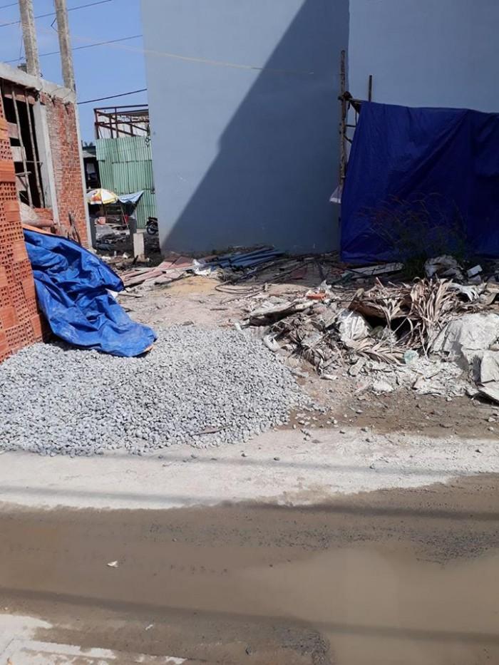 Bán lô đất 54,4m2  đường số 22,sau CC 4s phường Linh Đông