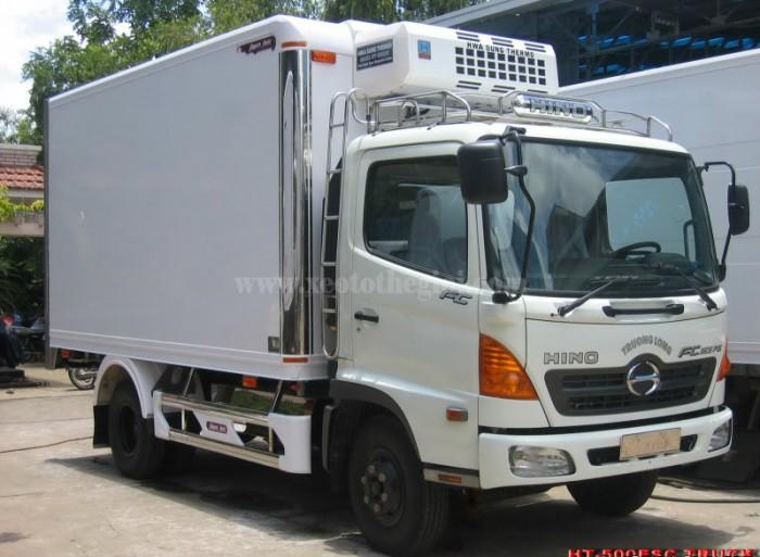 Ô Tô Đại Đô Thành – Chuyên cung cấp Hino , Hino FC, tải trọng 5,2 tấn - 6 tấn – 6,4 tấn