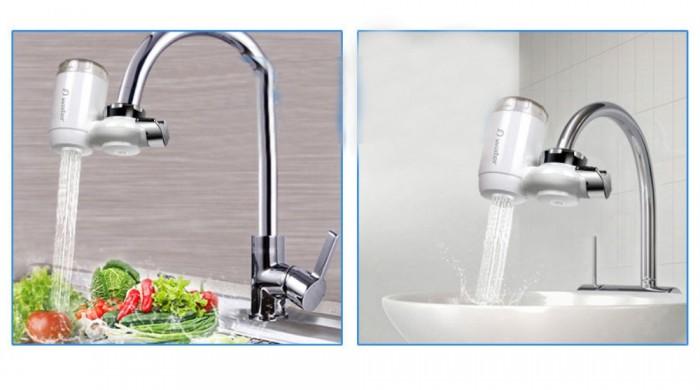Thiết bị lọc nước tại vòi Water