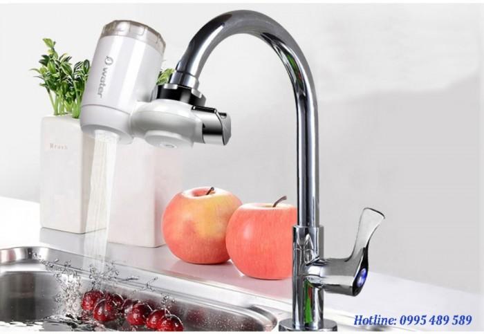 Lọc nước tại vòi water