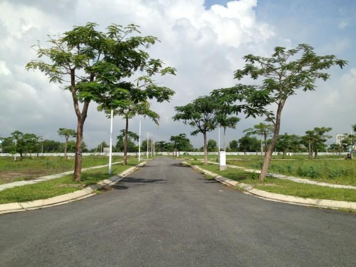 Đất nền Bình Tân 5x20m khu vực cầu Bà Hom, gần quốc lộ 1A