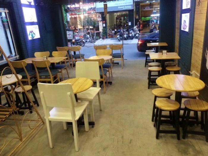 Sang nhượng quán kem tuyết Hàn Quốc ngay khu phố tây