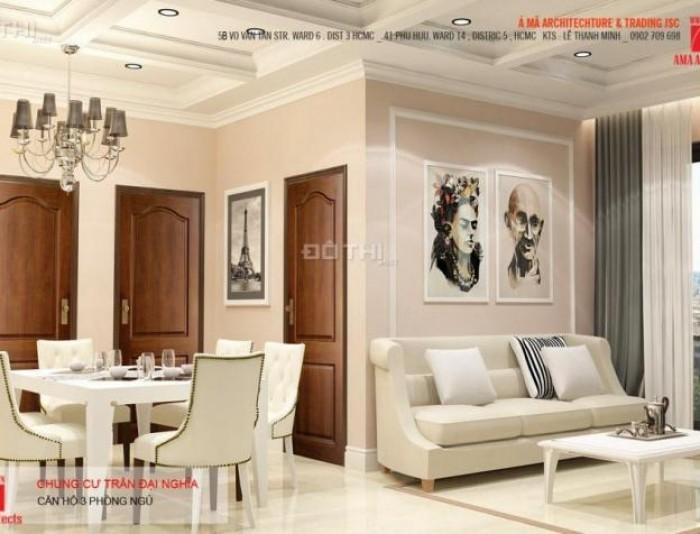 Căn hộ dream home Gò Vấp, 2PN, 2BC, 2WC nhận nhà ở ngay