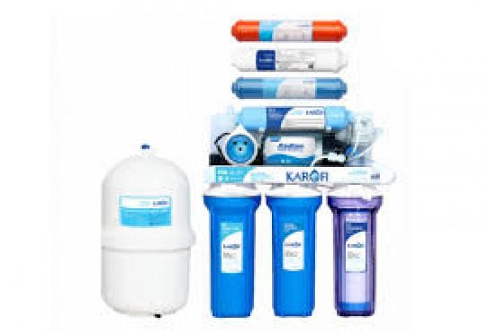Máy lọc nước karofi thông minh IRO 2.0, 8 lõi lọc K8I2 thế hệ mới 2016