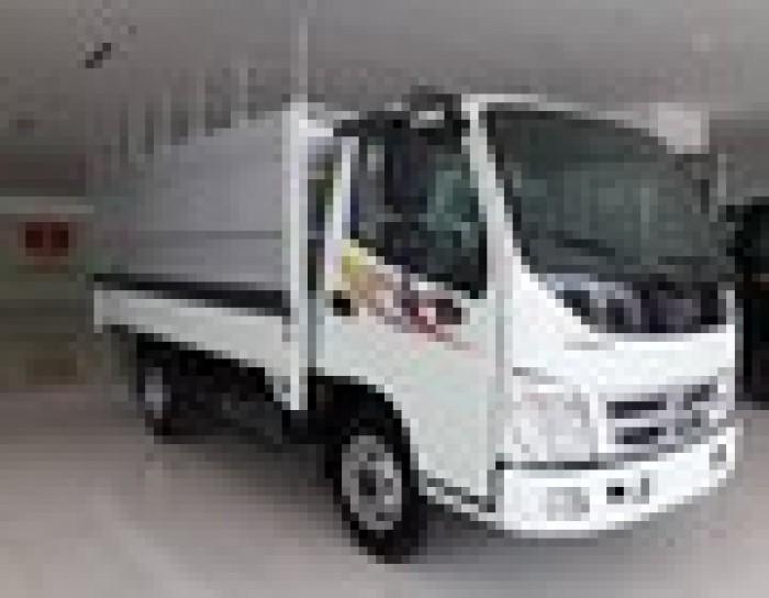 Xe tải Thaco Ollin345 2,4 tấn mới nhất,động cơ ISUZU tiết kiệm nhiên liệu,tặng 100% lệ phí trước bạ.