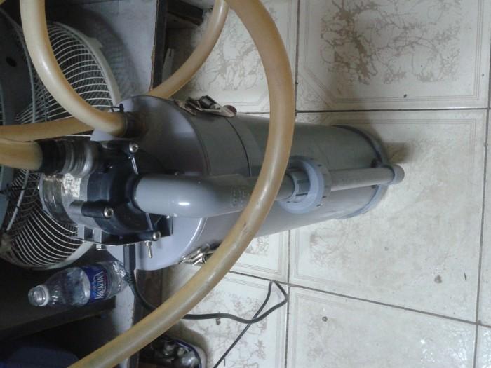 Lọc nước hồ cá tư chế dùng 1 bơm ogihara-23w
