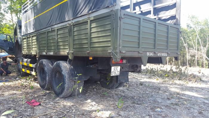 Tải thùng Kamaz 15 tấn