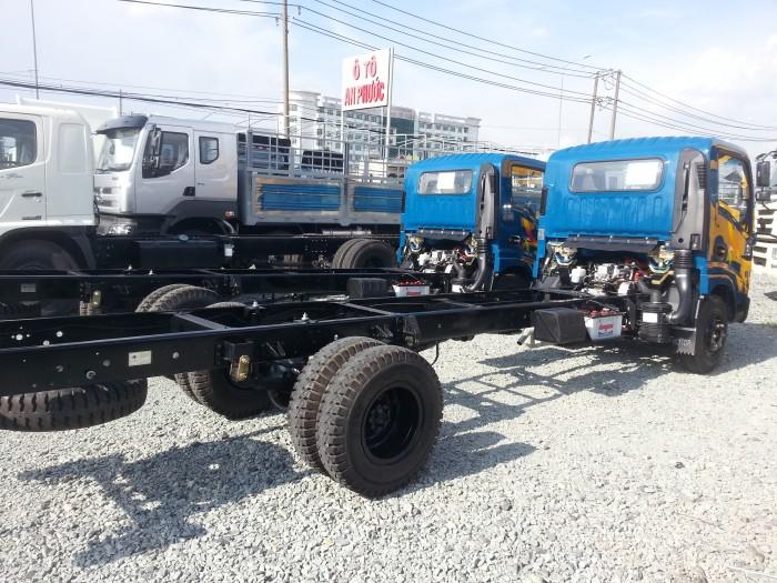 Xe tải veam vt260 | xe veam 1t9 thùng 6m2