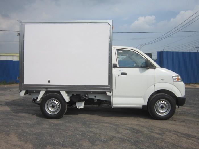 Đại Lý Suzuki Biên Hòa Lớn Nhất Bán xe Pro 750kg Nhập Khẩu  giá tốt nhất, trả trước 89tr có xe đã có thùng
